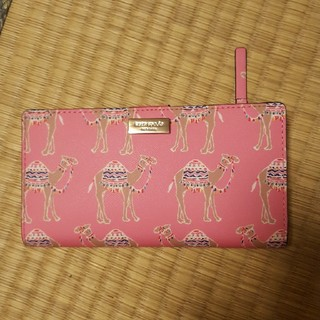 ケイトスペードニューヨーク(kate spade new york)の正規品kate spade長財布(財布)