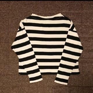 ユニクロ(UNIQLO)のモックネックT ユニクロ(Tシャツ(長袖/七分))