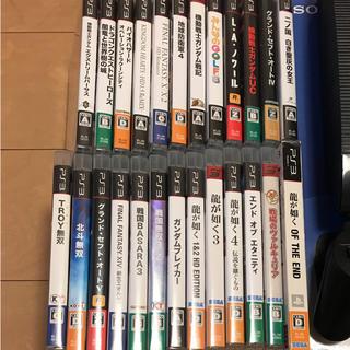 プレイステーション3(PlayStation3)のPS3ソフト25本まとめ売り☆最終値下げ!(家庭用ゲームソフト)