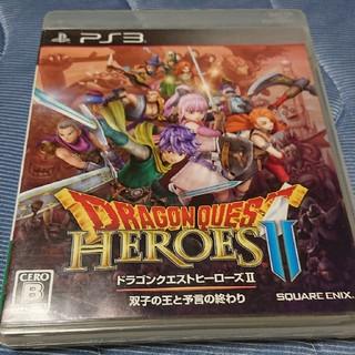 プレイステーション3(PlayStation3)の「ドラゴンクエストヒーローズII 双子の王と予言の終わり」PS3(家庭用ゲームソフト)