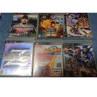 プレイステーション3(PlayStation3)のPS3 ソフト まとめ売り(家庭用ゲームソフト)