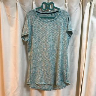 ジーユー(GU)のGU sport ティーシャツ(Tシャツ(半袖/袖なし))