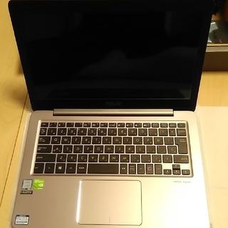 エイスース(ASUS)のASUS ZenBook ノートパソコン ゲーミング(ノートPC)