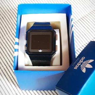アディダス(adidas)のadidas デジタル時計※電池交換必要(腕時計(デジタル))