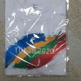 東京オリンピック オリジナルTシャツ 新品未使用(ノベルティグッズ)
