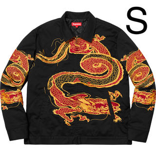 Supreme - Sサイズ 送料込み シュプリーム ドラゴン ジャケット