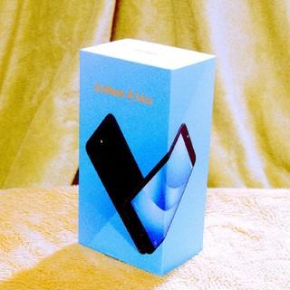 エイスース(ASUS)の【新品未開封】ASUS ZenFone4 MAX ZC520KL 黒(DSDS)(スマートフォン本体)