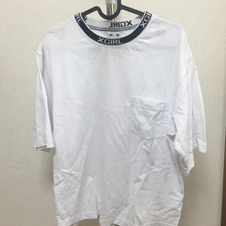 X-girl - X-GIRL Tシャツ USED size2