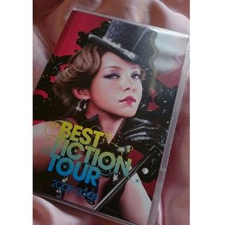 安室奈美恵 DVD 2008 2009 BEST FICTION TOUR 美品(ミュージック)