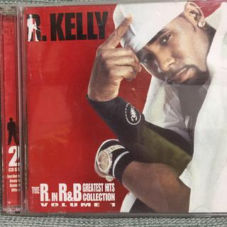 R.KELLY CD&DVD 2枚組