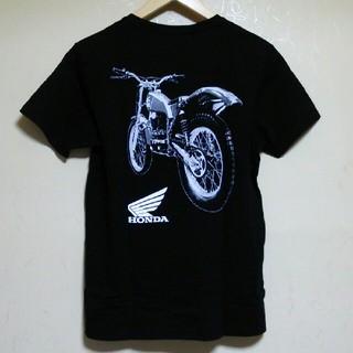 ジーユー(GU)のGU x HONDAコラボTシャツ(Tシャツ/カットソー(半袖/袖なし))