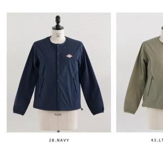 ダントン(DANTON)のダントン Danton ストレッチタフタインシュレーションジャケット 新品36(その他)