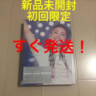 新品未開封☆安室奈美恵 Finally 東京ドーム DVD5枚組 初回限定盤(ミュージック)