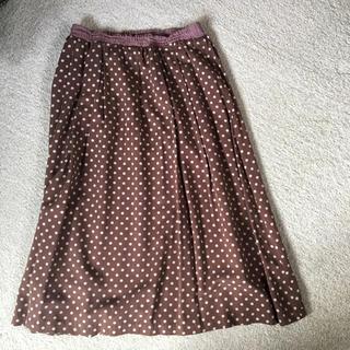 ピュアルセシン(pual ce cin)のスカート(ひざ丈スカート)