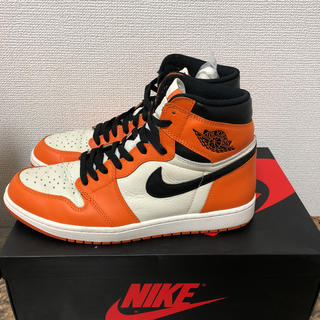 NIKE - NIKE shattered backboard 10.5   supreme