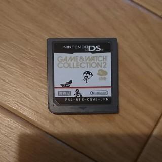 ニンテンドウ(任天堂)のDSソフト ゲーム&ウォッチコレクション2(携帯用ゲームソフト)