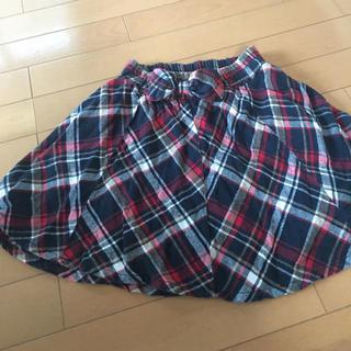 シマムラ(しまむら)のチェック スカート(スカート)