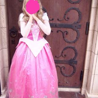 オーロラ姫 仮装
