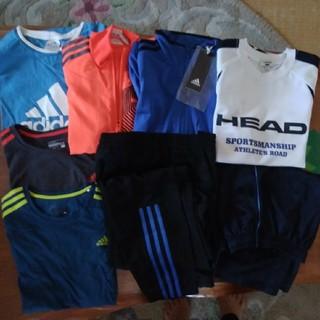 アディダス(adidas)のスポーツウエア 160㎝ 男の子(Tシャツ/カットソー)