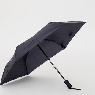 エイチアンドエム(H&M)の新品未使用タグ付き! ワンタッチ自動開き 折りたたみ傘 メンズ(傘)