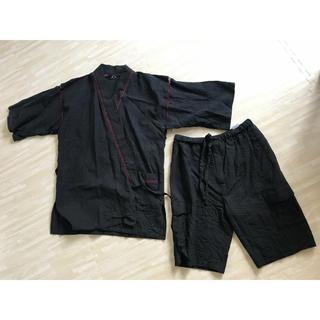 ゆっこ様専用☆甚平 Mサイズ(浴衣)