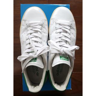 adidas - adidas スタンスミス ガラスレザー 25.5cm