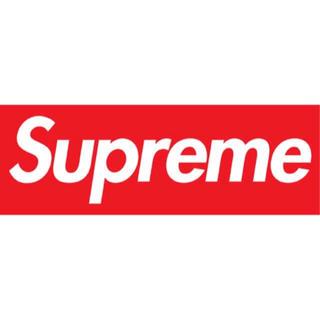 Supreme - シュプリームステッカー3枚セット