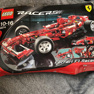 フェラーリ(Ferrari)のFerrari LEGO(模型/プラモデル)