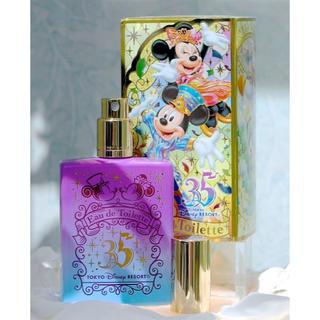 ディズニー(Disney)のラ・プティート・パフュームリーの35周年限定オードトワレ(香水(女性用))