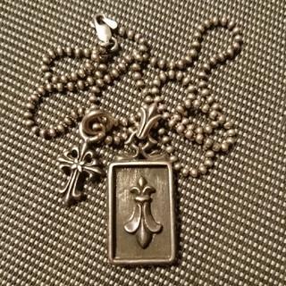 エーアンドジー(A&G)のA&G 2000年記念  限定ネックレス(ネックレス)