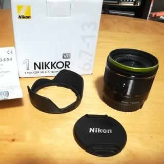 ニコン(Nikon)の【にゃんにゃにゃん様専用】1 NIKKOR VR 6.7-13mm(レンズ(ズーム))