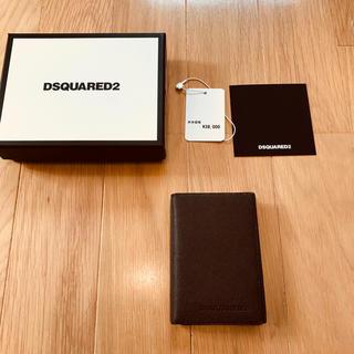DSQUARED2 - DSQUARED2 ディースクエアード 新品 パスケース / 名刺入れ