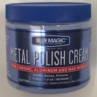 ブルーマジック メタルポリッシュクリーム 550g(メンテナンス用品)