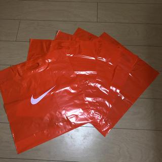 ナイキ(NIKE)のNIKE ショップ バック ♡ ショップ袋 ♡5枚セット(ショップ袋)
