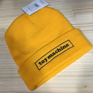 トイマシーン(Toy Machine)のインスタで注目ブランド!定価 4,320円 トイマシーン ニット帽(ニット帽/ビーニー)