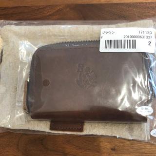サマンサモスモス(SM2)のサマンサモスモス SM2 本革カードケース ノベルティ(その他)