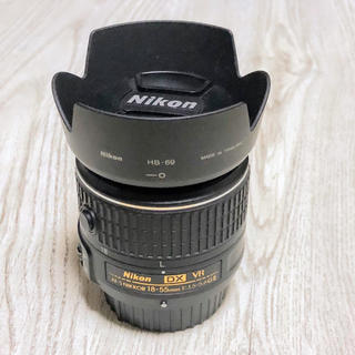 ニコン(Nikon)のAF-S DX NIKKOR 18-55mm f/3.5-5.6G VR II(レンズ(ズーム))