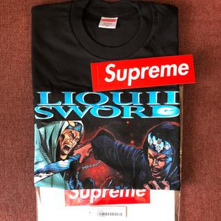 M 送料込 Supreme Liquid Swords Tee Tシャツ GZA