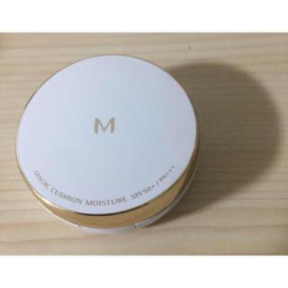 ミシャ(MISSHA)の美品! MISSHA マジック クッションファンデーション モイスチャー21♡(ファンデーション)