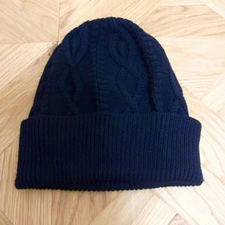カシラ(CA4LA)のCA4LA  ニットキャップ ニット帽(ニット帽/ビーニー)