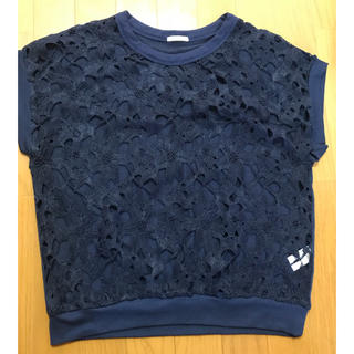 ジーユー(GU)のレディースシャツ【GU】(Tシャツ(半袖/袖なし))