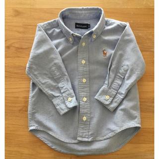 80*ラルフローレンシャツ