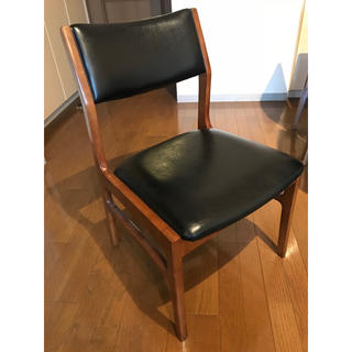 【きみたく様】美品 カリモク60  椅子 チェアー (ダイニングチェア)