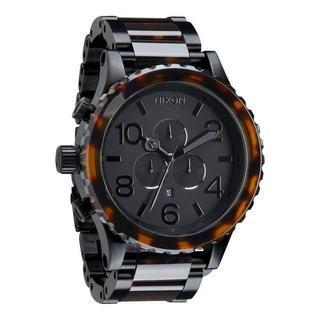 ニクソン(NIXON)のニクソン NIXON ベッコウ柄 51-30 A083-1061(腕時計(アナログ))