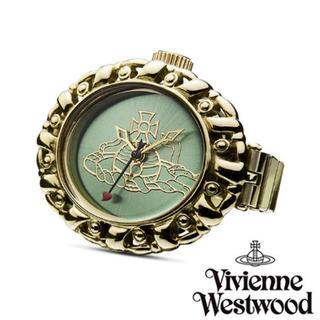 ヴィヴィアンウエストウッド(Vivienne Westwood)の【新品】Vivienne Westwood リングウォッチ ♡(リング(指輪))