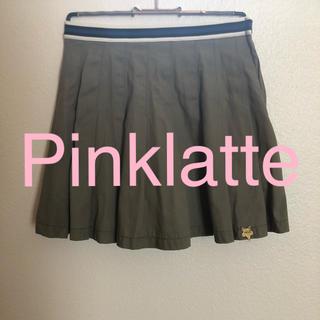 ピンクラテ(PINK-latte)のピンクラテ フレアスカート(スカート)