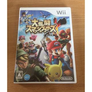 Wii - 【ごはん0909様専用】大乱闘スマッシュブラザーズX スマブラwii