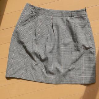 プロポーションボディドレッシング(PROPORTION BODY DRESSING)のチェックミニスカート(ミニスカート)