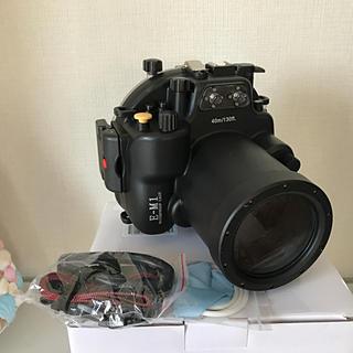オリンパス(OLYMPUS)のSEA FROGS Olympus E-M1用 水中 カメラ ハウジング(マリン/スイミング)