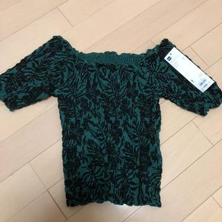 ジーユー(GU)のGU(Tシャツ(半袖/袖なし))